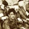 Heridos en la Playa Omaha, 1944