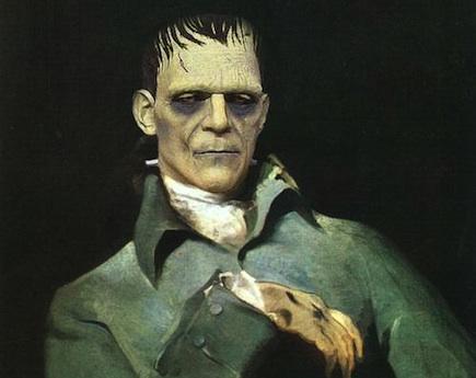Frankenstein: «monstruo de aspecto»
